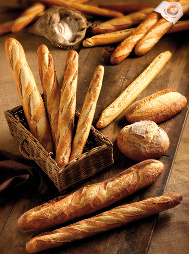 French breads & baguettes